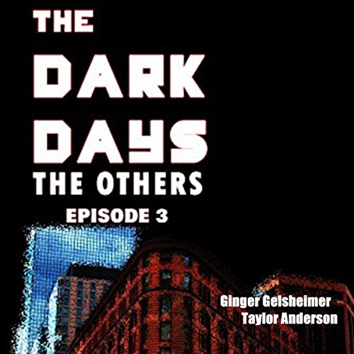 The Dark Days audiobook cover art