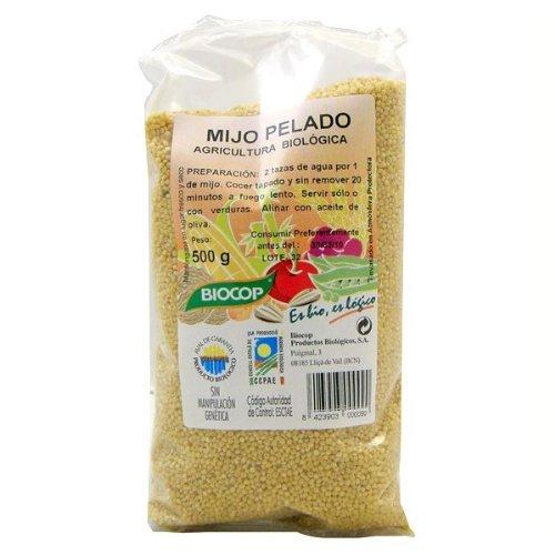 ijsalut - mijo grano pelado bio 500gr biocop 500 gr