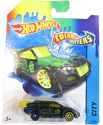 Hot Wheels Color Shifters HWTF Loop Car No. 24/48