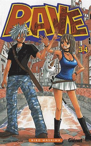 Rave - Tome 34