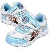 [ディズニー] アナと雪の女王2 Frozen Ⅱ エルサ アナ ライトアップ スニーカー 運動靴 ピカピカ 光る靴 (18.0 cm) [並行輸入品]