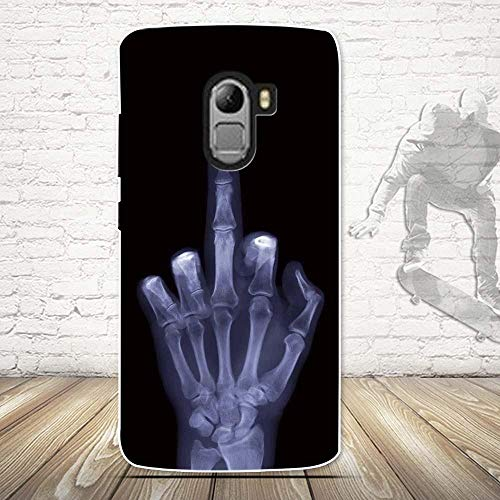 PELAN Handyhüllen Für Lenovo Vibe K4 Hinweis A7010 / Vibe X3 Lite Gehäuseabdeckung 3D Cartoon F&a Silicon Soft TPU Handy Rückseite Coque Schutzabdeckung TPU 14