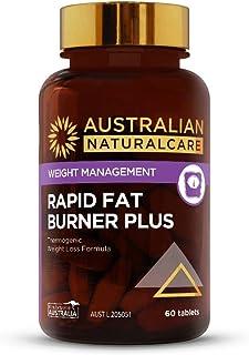 Australian NaturalCare - Weight Management - Rapid Fat Burner Plus Tablets (60 Count)