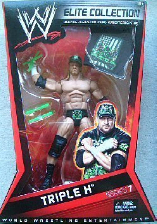 WWE Collector Elite DX Triple H Figure Series  7 by Mattel