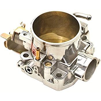 Professional Products 69604 68mm Polished Throttle Body