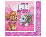 American Greetings Paw Patrol, Lunch Napkins, 16-Count