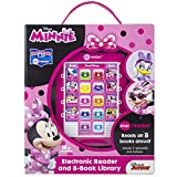 Disney Minnie Mouse - Me Reader Electronic Reader and 8 Sound Book Library - PI Kids