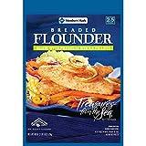 Evaxo Breaded Flounder by Treasures of the Sea (40 oz.)
