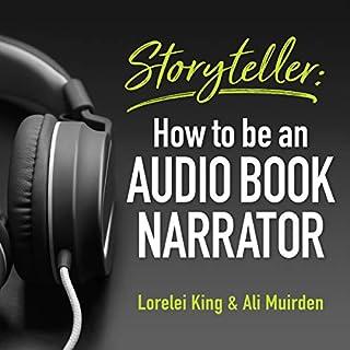 Storyteller audiobook cover art