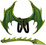 YFJL Dragon Wings Set Kids Halloween...