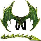 YFJL Dragon Wings Set Kids Halloween...