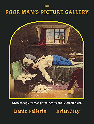 The Poor Man's Picture Gallery (Stereoscopic 3d): Stereoscopy Versus Paintings in the Victorian Era