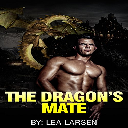 The Dragons Mate audiobook cover art