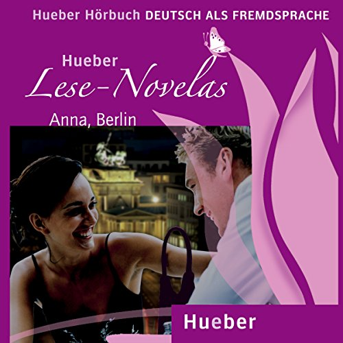 Anna, Berlin audiobook cover art