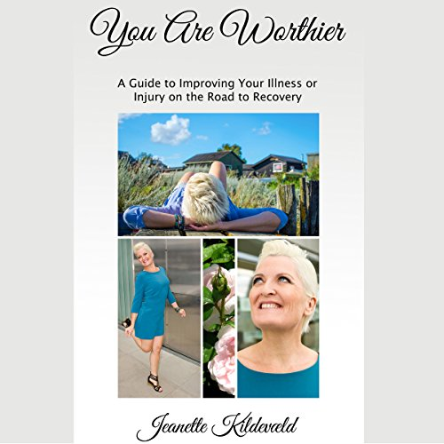 You Are Worthier audiobook cover art