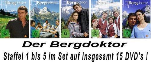 Staffel 1-5 (15 DVDs)