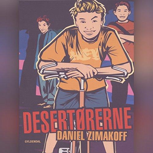 Desertørerne cover art