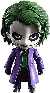 Duzhengzhou Batman Dark Knight Clown Joker Nendoroid -3.93Inches