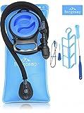 Sac à eau avec kit de nettoyage - Sac étanche idéal lors de randonnées- Sans BPA...