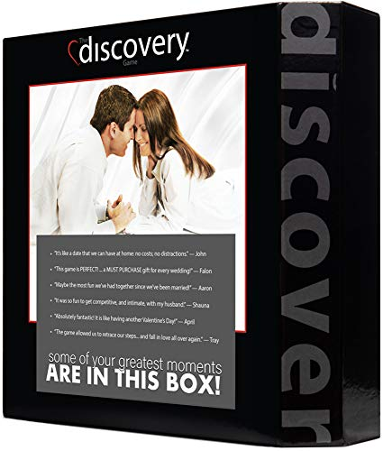 The discovery game: a board game for married couples