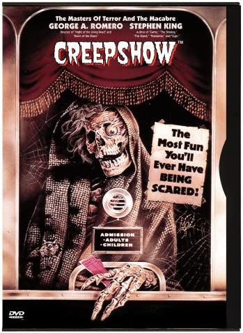 Creepshow Snap Case Packaging product image
