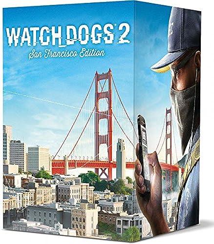 Entrega gratuita y rápida disponible. Watch Dogs 2 - San Francisco Edition Edition Edition  ahorrar en el despacho