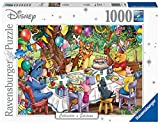 Ravensburger Disney Collector's Edition Winnie the Pooh 1000 Piece Jigsaw Puzzles for Adults & Kids Age 12 Years Up