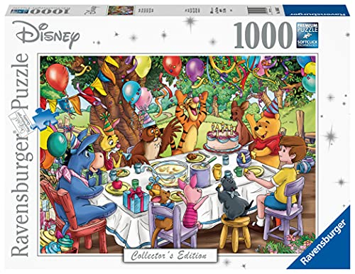 Ravensburger Disney Collector's Edition Winnie The Pooh 1000 Piece Jigsaw Puzzles for Adults & Kids...