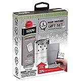 Zippo Hand Warmer Gift Set, Silver, 6-Hour (ZO40351)