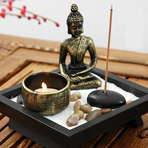 Buddha im Zen-Garten - 6