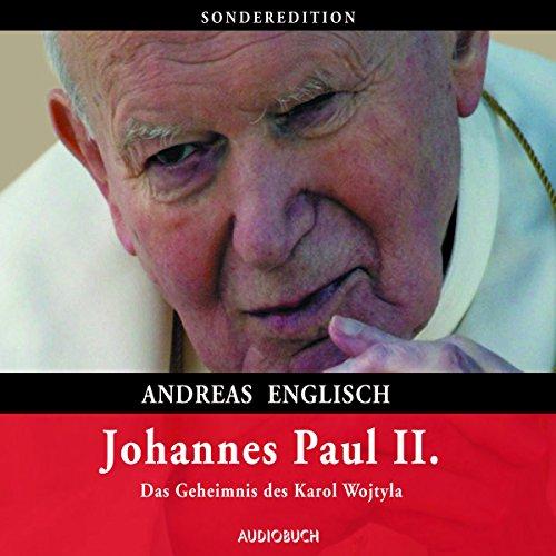 Johannes Paul II.: Das Geheimnis des Karol Wojtyla                   Autor:                                                                                                                                 Andreas Englisch                               Sprecher:                                                                                                                                 Wolf Frass                      Spieldauer: 4 Std. und 26 Min.     21 Bewertungen     Gesamt 4,7