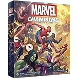 Fantasy Flight Games Jeu de Cartes Marvel Champions : Le Jeu de Cartes (Base)
