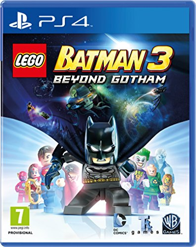 Lego Batman 3: Beyond Gotham Ps4- Playstation 4