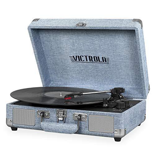 tocadiscos vintage fabricante Victrola