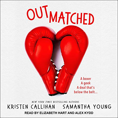Outmatched audiobook cover art