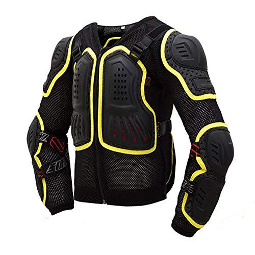 NCBH Motorfiets Beschermend Jas Kinderen Mountainbike Motorfiets Armour Ski Skateboard Slide Auto Balance Auto Armor