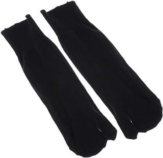 joyMerit, Mujeres Hombres Split Two Toe Low Calcetines Flop Tabi Desodorización Transpirable