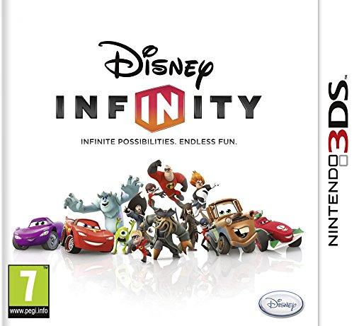 Disney Infinity: Starter-Set 3DS (PEGI)