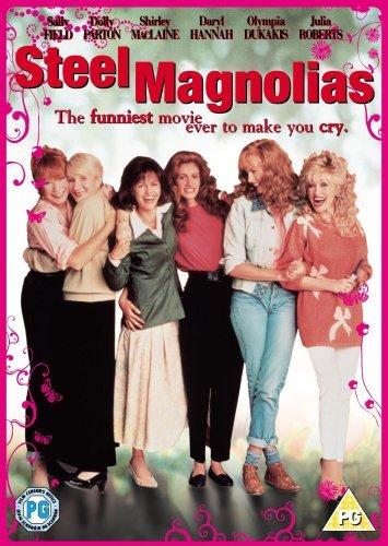 Steel Magnolias [Reino Unido] [DVD]