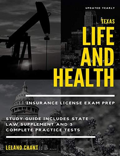 Texas Life and Health Insurance Lic…