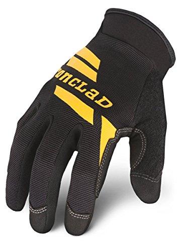 Ironclad WCG-02-S - Guantes (S), color: negro