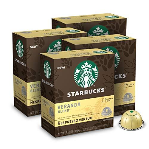 Starbucks by Nespresso Coffee Capsules for...