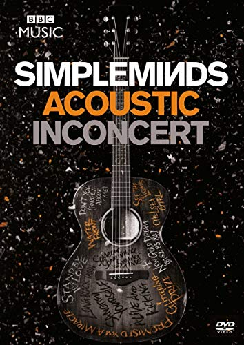 Simple Minds - Acoustic in Concert - Live at the Hackney Empire, London 2016