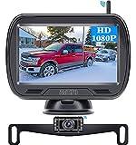 Backup Camera Wireless for Truck HD 1080P...