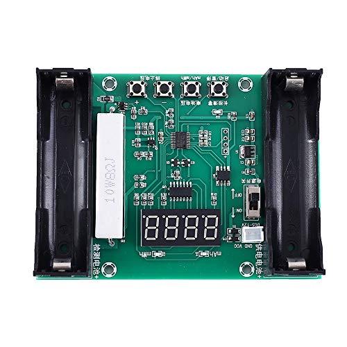Kapazität Tester XJ-M240 Test Modul für 18650 Lithium Batterie Spannungsentladung Kapazität und Entladungsenergie