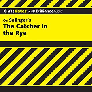 The Catcher in the Rye: CliffsNotes                   Written by:                                                                                                                                 Stanley P. Baldwin M.A.                               Narrated by:                                                                                                                                 Nick Podehl                      Length: 3 hrs and 8 mins     Not rated yet     Overall 0.0