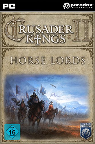Crusader Kings II: Horse Lords [PC Code - Steam]