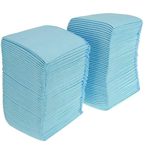 PrimeMatik - 40 empapadores absorbentes de 60 x 60 cm. Toallas de Entrenamiento para Perros Cachorros