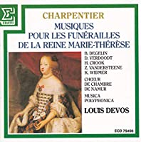 Musiques Pour Marie-therese-: Devos / Musica Polyphonica / Etc