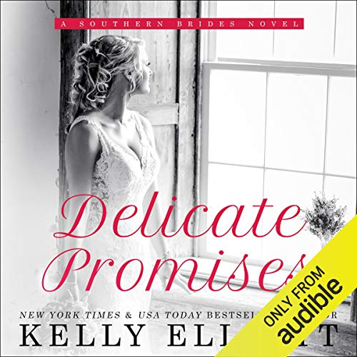 Delicate Promises audiobook cover art